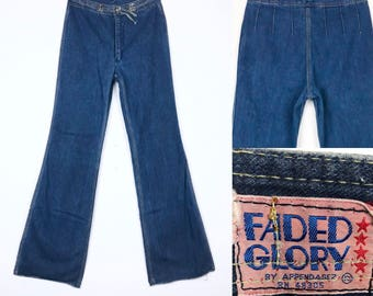 70s Bellbottoms | Faded Glory Flares