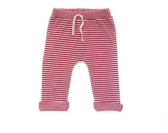 Striped Double Knit Loungers 6m-6/7y. www.brownsugarbeach.com