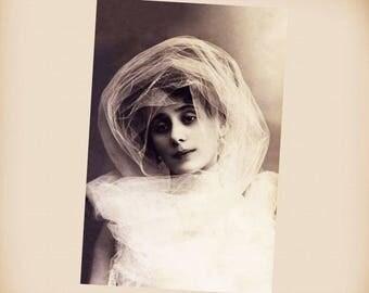 Russian Ballerina Anna Pavlova New 4x6 Vintage Image Photo Print AP10