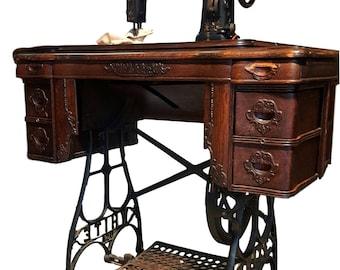 Vintage sewing machines | Etsy