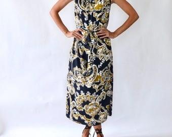 Dress / maxi dress / black dress / grecian dress / cocktail dress / party dress / sundress / belted dress