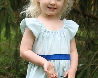 Wendy Nightgown dressup, Christmas gift for girls , Wendy and Peter Dress Up, Every Day Play Wear, Handmade