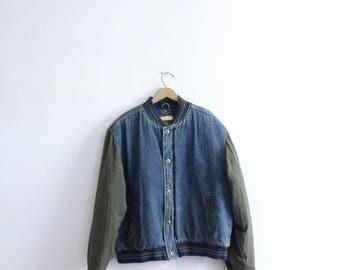 Varsity Blues 90s Denim Jacket