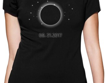 Total Solar Eclipse - Summer August 21st 2017 Women T-Shirt
