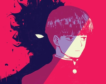 Mob Psycho 100 Posters