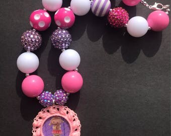 Lambie Chunky Necklace