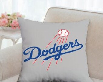 Los Angeles Dodgers Pillow