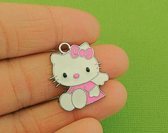 3pcs Hello Kitty Charms | LIMITED