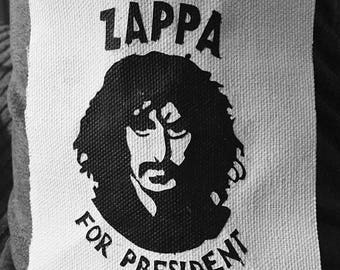 Frank Zappa Custom Patch