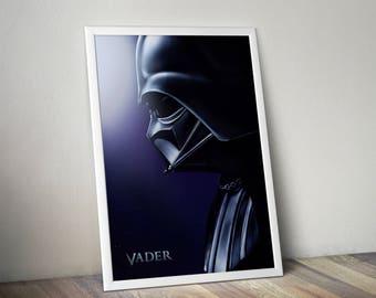 Star Wars - Vader (24x36)