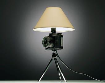 """Photo Lamp """"DRUH"""" ~ Art deco DESIGN"""