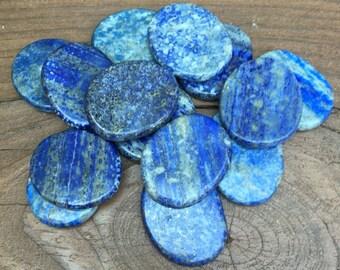 Lapis Lazuli Flat Stones