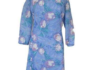 Vintage 1960s Linda Leigh Dress UK 18