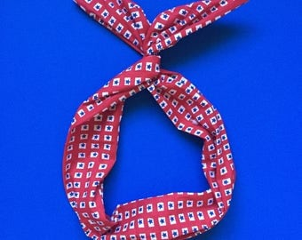 SALE! 4th of July Wire Headband by Byrd