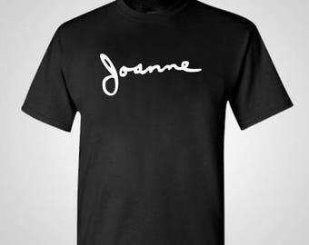 Joanne Inspire Gaga Shirt Tshirt T Shirt World Tour Lady Gaga