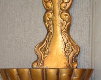 Decorative Metal Ladle