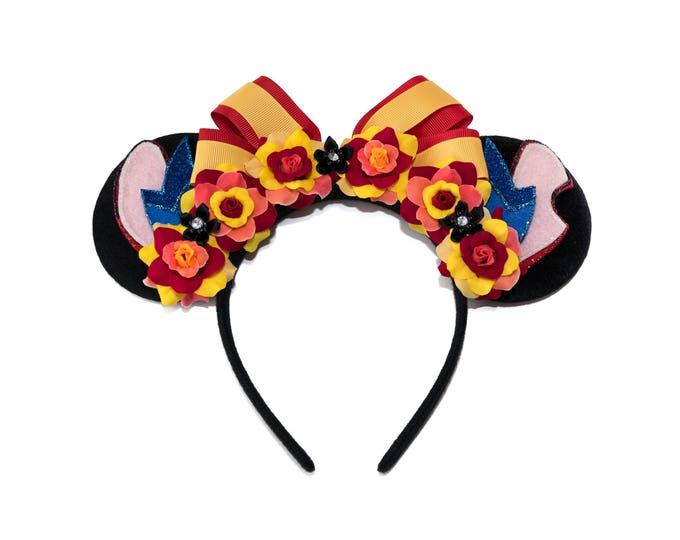 Mushu Mouse Ears Headband