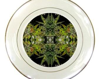 Printed Porcelain Dinner Plates Blueberry Printed Ceramic Plate, Modern Decorative Plates, Porcelain Dinner Plates,Porcelain Wedding Plates