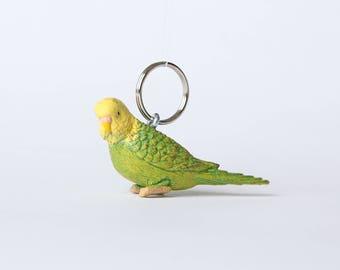 "Key chain ""Parakeet"""