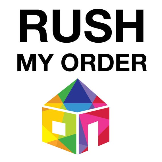 Rush My Order - Add On