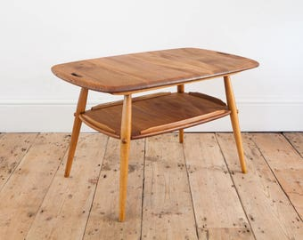 Vintage Ercol 457 Butler Table