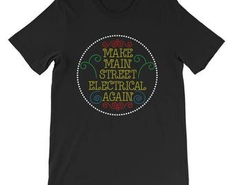Disney Main Street Electrical Parade Unisex Shirt