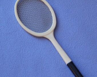 Vintage Barbie and Ken Tennis Racket, Near Mint