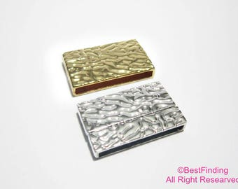 35x3mm Magnetic clasp strong magnet clasp 35mm Multi strand clasps for bracelets -3pcs