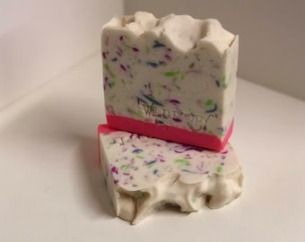Drops of Jupiter Soap / Artisan Soap / Handmade Soap / Soap / Cold Process Soapt