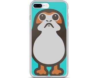 Porg iPhone Case