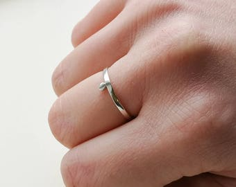 Simple Silver Ring | Silver Ring | Circle Ring | Minimalist Ring | Eco Friendly Jewellery