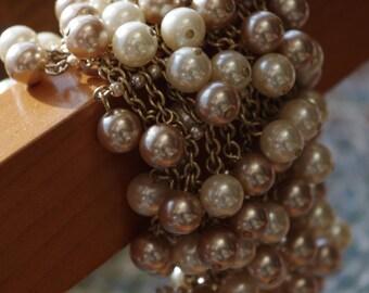 Preppy Pearly Bracelet