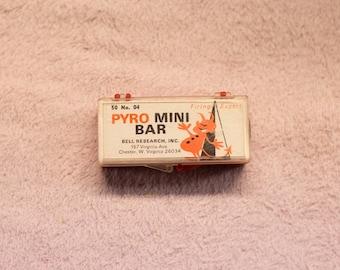 Pyro Mini Bar  04, 05, 16