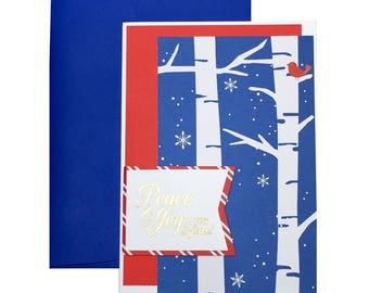 Handmade Winter Cards, Holiday Cards, Christmas Greeting Cards, Christmas Cards, Xmas Cards,
