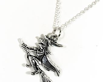 Witchy Halloween Necklace, Witch Necklace, Halloween Necklace, Witch Jewelry, Witchy Gifts, Halloween Gifts, Get Your Witch On, Gift For Her