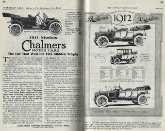 chalmers packard avery mercer apperson morse chain wagon standard electric car motor page downloads