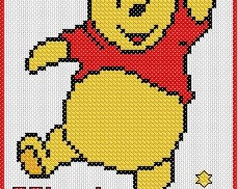 Cross Stitch Charts - Winnie the Pooh & Friends