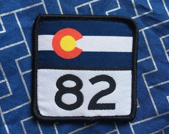 Route 82  Patch