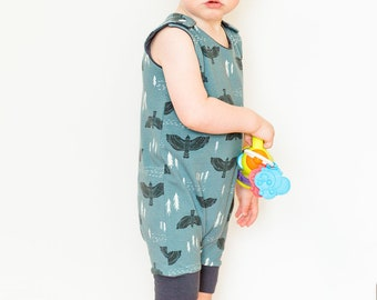 Romperalls - Boys' Overalls - Baby - Toddler