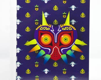 2018 Weekly Planner   Majora's Mask Cover