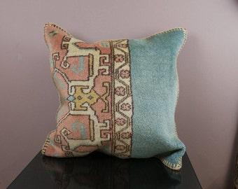 stylish decorative kilim pillows, home kilim pillow, pillow kilim rug, E57