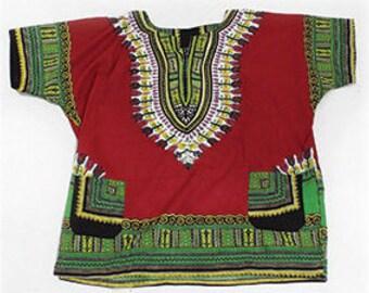 Dashiki West African Shirt Large