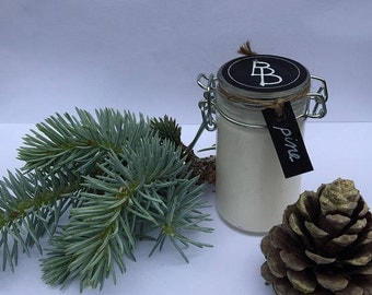 Pine Whipped Body Butter