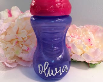FREE SHIPPING! Personalized Name Decal (No Cup), for Sippy Cup, Day Care Label, Birthday Gift, Baby Shower Gift