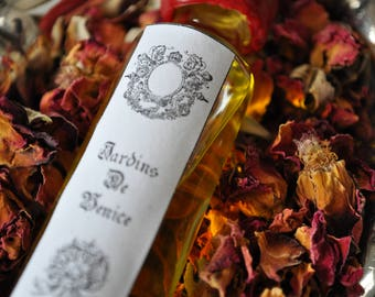 """XVIII century-Cologne de Parfum """"Jardins de Venice"""""""