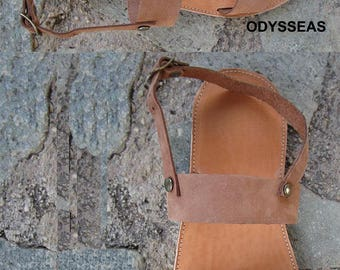 Men's Sandals, Handmade Sandals, Leather Sandals, Sandals for Men,Paul Taylor,Mens Leather Sandals,Greek Sandals,ODYSSEAS