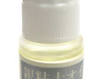 Lubricant Oil 5ml for PMC Metal Clay Jewelry working