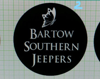 Bartow Southern Jeepers Badge