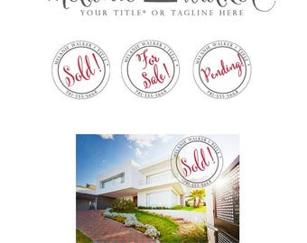 real estate logo  realty Logo logos for House logos Realty Logo realtor logo house logo home logo premade logo design