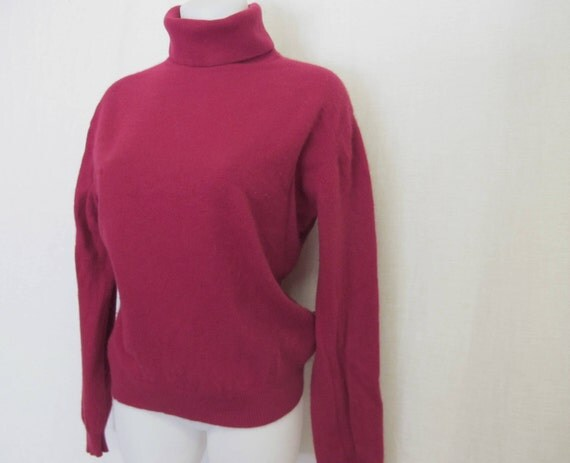 Cashmere Sweater Pullover Sweater Turtleneck Cashmere Sweater